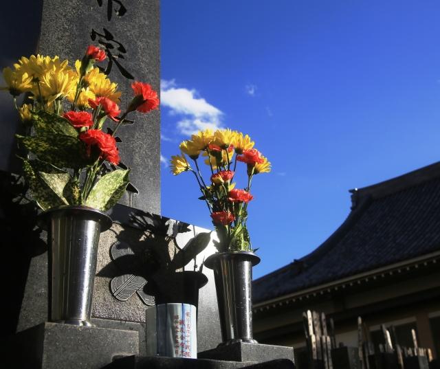 お墓の写真-2