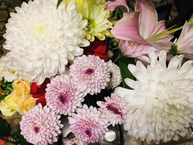 三回忌法要のお花の選び方
