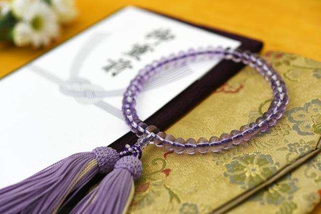 数珠の写真