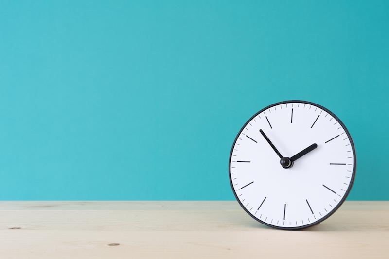 タイミングを計る時計